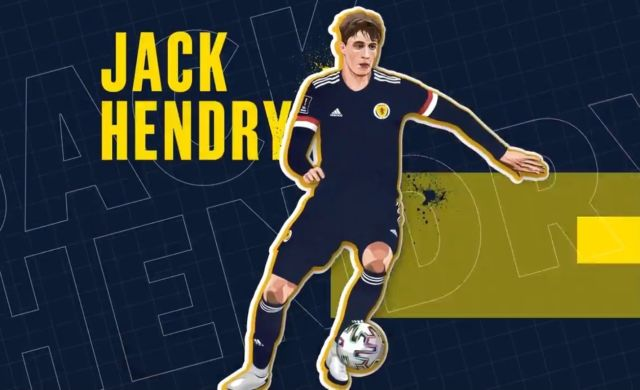 Congrats @jackhendry22 with the call up for @scotlandnationalteam to represent their colors @euro2020 . #hendry #scotland #euro2020