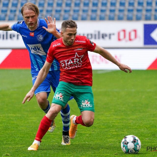 @andrewhjulsager will be playing for @kaagent next season. Thanks for 2 years at our club Andrew and good luck. #kvoostende #hjulsager #jpl