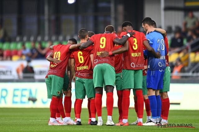 Let's continue the hard work guys. One team, one family, one KVO.  #kvoostende #kvocha #jpl
