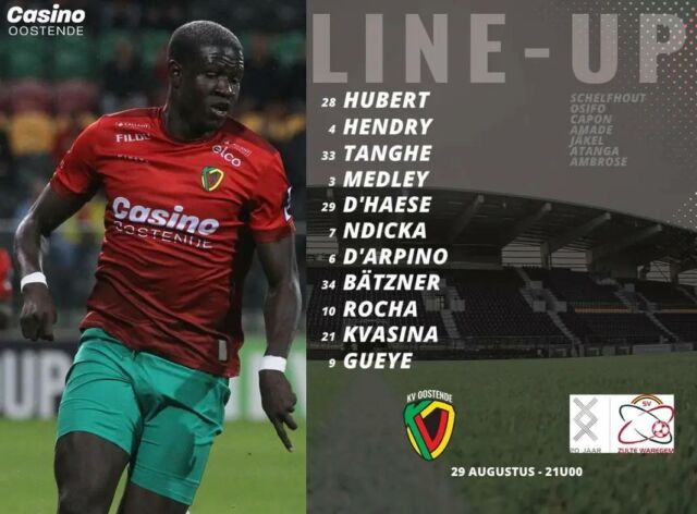 These guys will battle for the 3 points ! #kvozwa #jpl #kvoostende