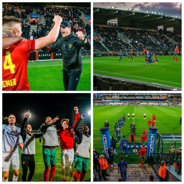 Decathlon Oostende/Kipsta is our match sponsor against KV Mechelen and treats you with 2 duo VIP experiences, worth € 450!How do you stand a chance?💚 Follow @kipstabelgium on Instagram❤️ Like this post & share in your Story💛 Tag your football buddy with whom you want to go to this game. Good luck ! #kvokvm #decathlon #kipsta #winningteam #TopPartnership